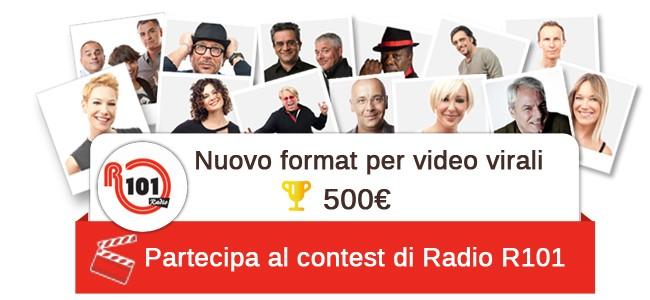 R101 Contest su Starbytes