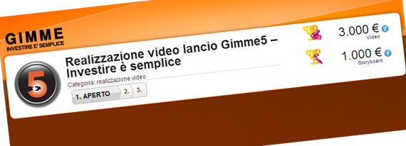 video contest Gimme5