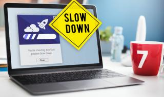 velocità del tuo sito web