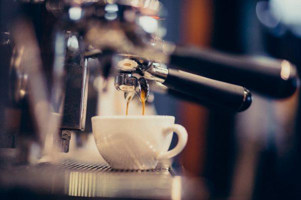 logo bar caffè