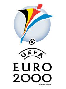 logo degli europei belgio olanda