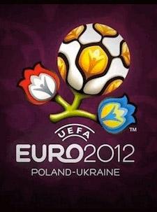 logo degli europei polonia ucraina