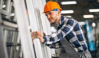 Nome per fabbrica finestre in alluminio e vetrate panoramiche